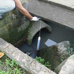 Analise de água de poço artesiano