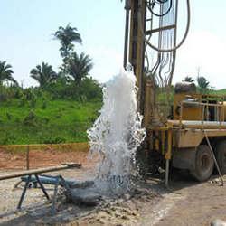 Empresa de perfuração e construção de poços de água