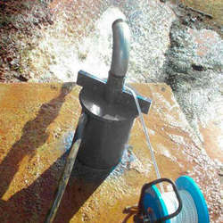 Poços artesianos para irrigação